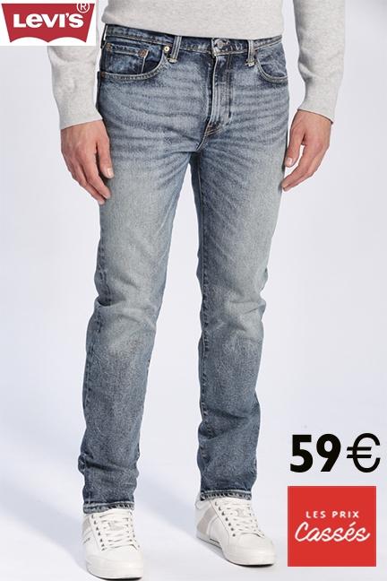 Destock Vêtements et en Promotion de Homme marques Jeans Femme UrqUH5w