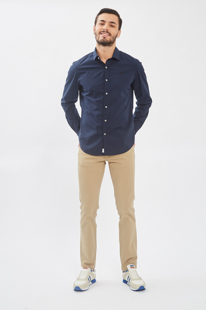 timberland homme chemise