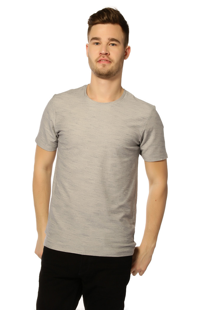 T-shirt Jack & Jones T-shirt North Grey pour homme