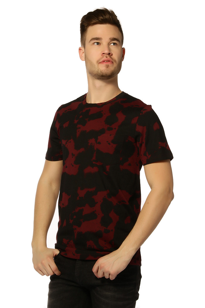 T-shirt Jack & Jones T-shirt Regan Port Royal pour homme