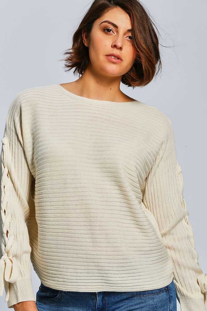 Pull, Gilet Only Pull maille côtelée pour femme