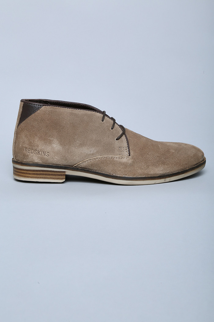 d456a0543e2 Chaussures Homme Redskins ALSO TAUPE MARRON à - 38% - Destock Jeans