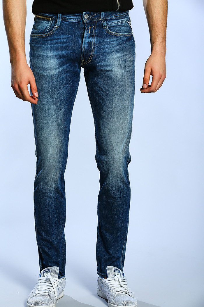 Jeans Replay Jeans Anbass slim pour homme