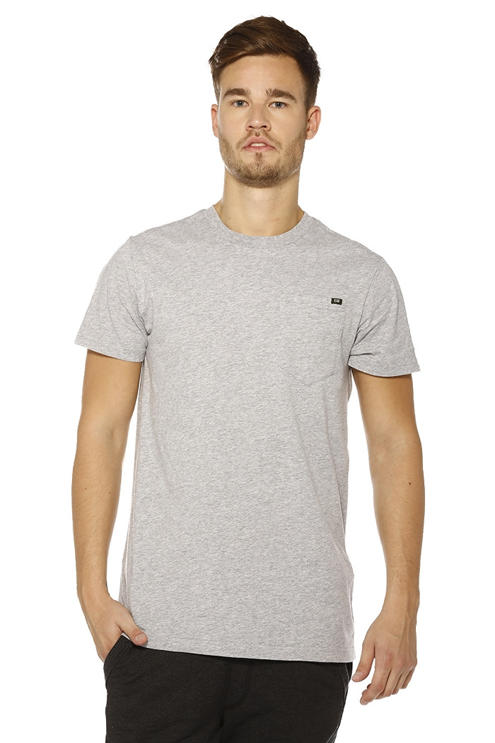 T-shirt G-Star Raw T-shirt gris pour homme