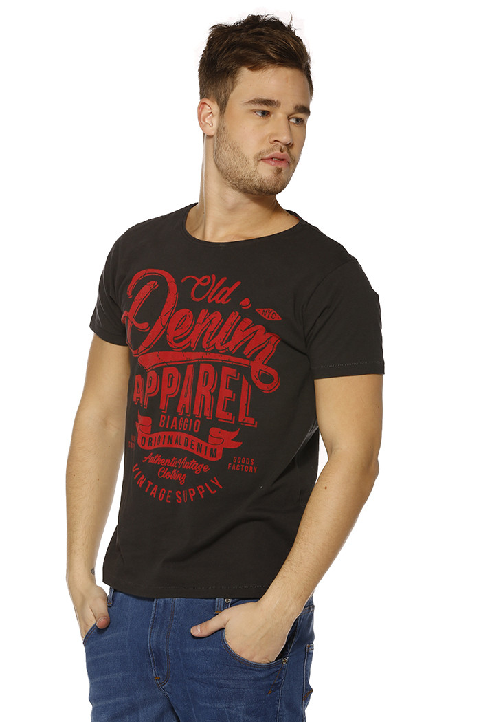 T-shirt Biaggio T-shirt homme pour homme