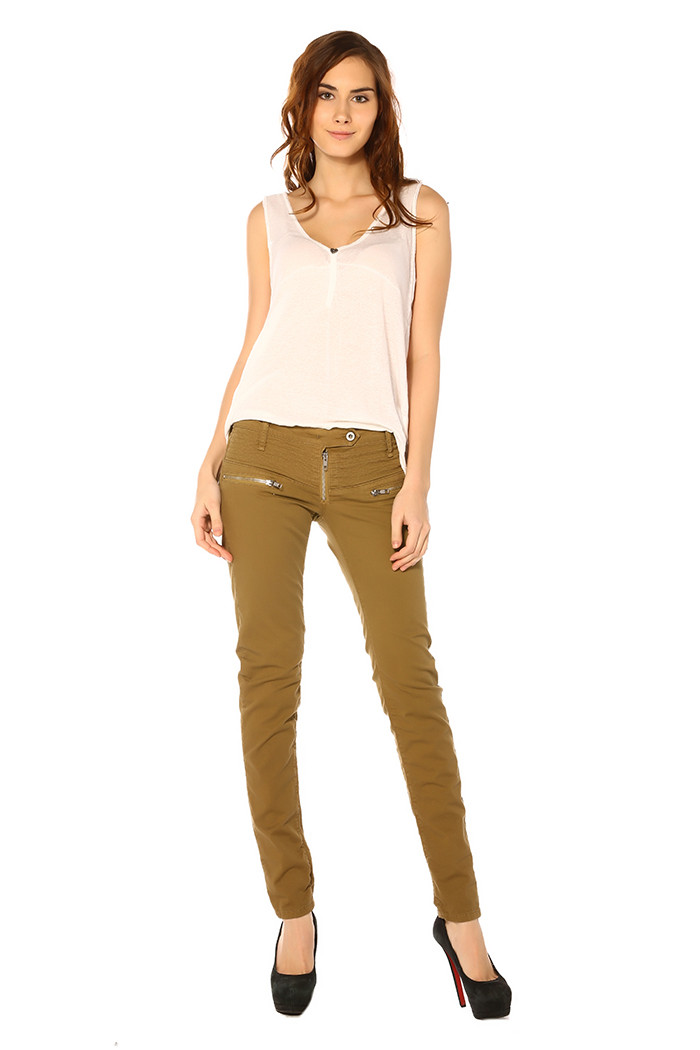 Pantalon Please Pantalon slim femme  pour femme