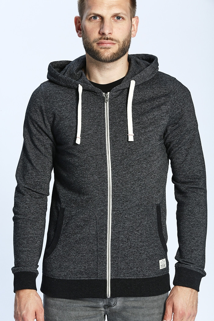 Sweat Jack & Jones Sweat gris pour homme