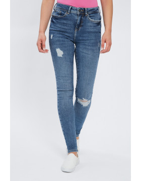 MEDIUM BLUE DENIM_VICKY NW SKINNY