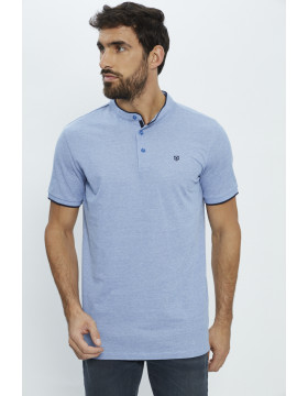 RAXEL BLA MAO POLO_BRIGHT COBALT