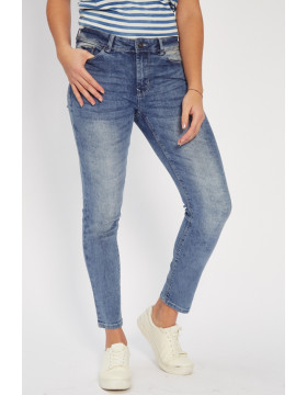 50-MID RISE SKINNY_LIGHT BLUE WORN IN