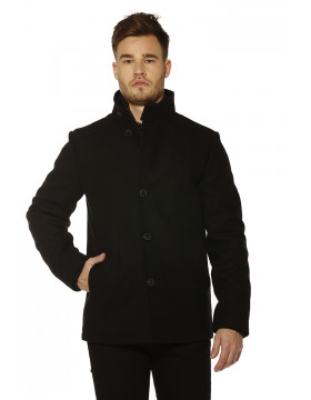 JOE WOOL JACKET _BLACK/REG