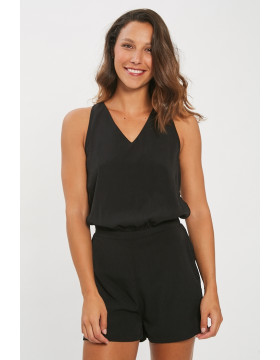 IRIS SL PLAYSUIT_BLACK