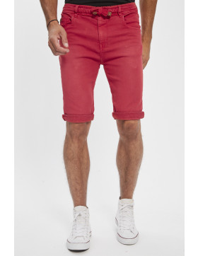 Shorts, Bermudas Paname Brothers Short rouge pour homme