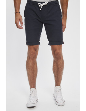 Shorts, Bermudas Paname Brothers Short chino navy pour homme