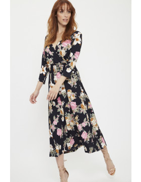 Robes Only Robe fleurie  pour femme