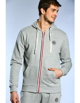 Sweats Biaggio Sweat Adialo gris clair  pour homme