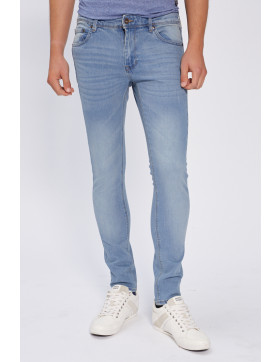 Jeans Fifty Jeans Jeans skinny bleu clair pour homme