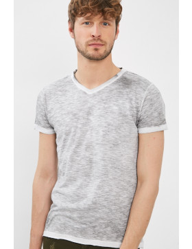 T-shirts Paname Brothers T-shirt col V pour homme