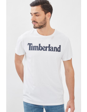T-shirts Timberland T-shirt col rond pour homme