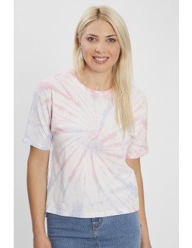 T-shirts Only T-shirt tie and dye pour femme