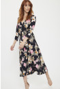 Robe Only Robe fleurie  pour femme