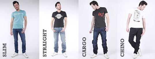 Bien choisir son Jeans homme